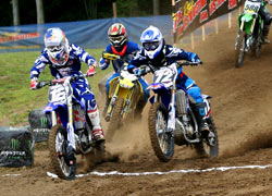 Kyle Beaton gets the Holeshot