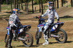 Team Yamaha Red Bull Blackfoot Fox Racing