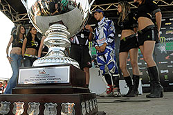 MX1 Championship Trophy